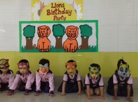 lions-birthday-party-in-pre-primary-wing
